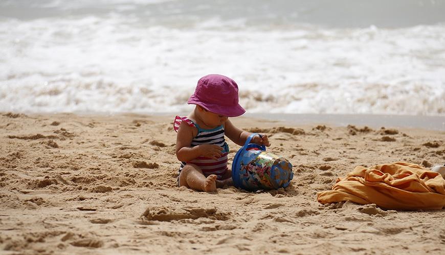 Wakacje - bezpieczeństwo twojego dziecka